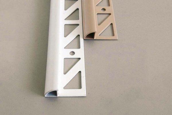 DAMAX-C Viertelkreisprofile Aluminium beschichtet