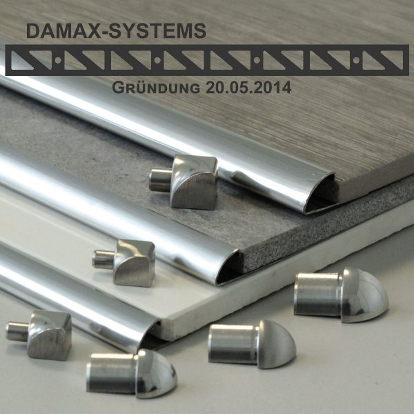 DAMAX Systems Gründung