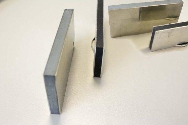 DAMAX-EXP-I Aluminium & Edelstahl Profile