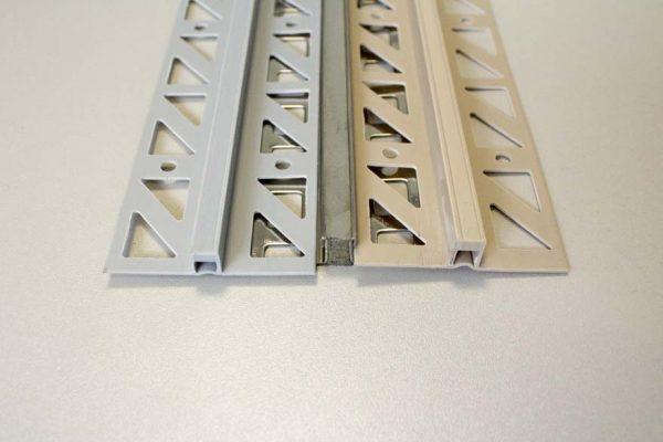 DAMAX-EXP-L Dehnfugen mit Schenkel PVC