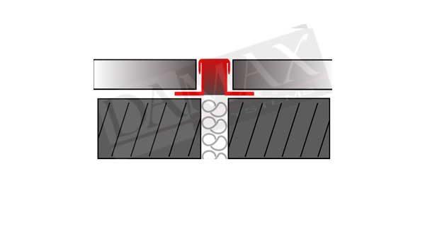 EXP-L Profile Dehnfugen V2A DAMAX