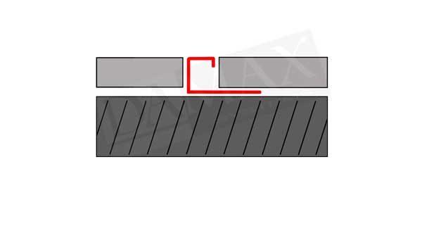 N-Profile Rechteckprofile V2A Damax
